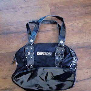 Dereon Black Handbag